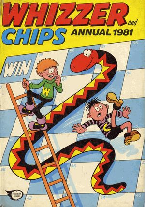 Whizzer and Chips 1981