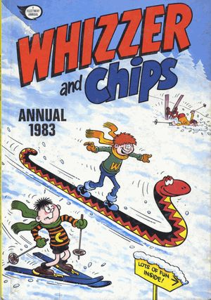Whizzer and Chips 1983
