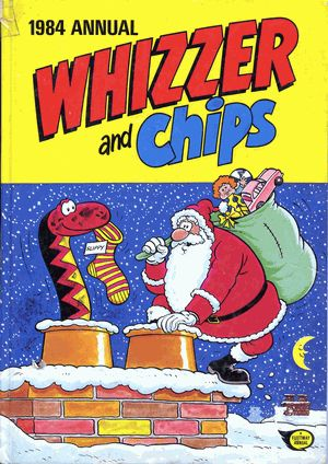 Whizzer and Chips 1984