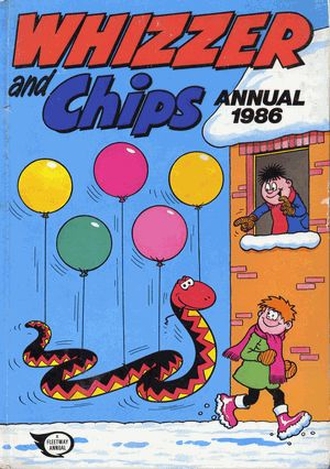 Whizzer and Chips 1986