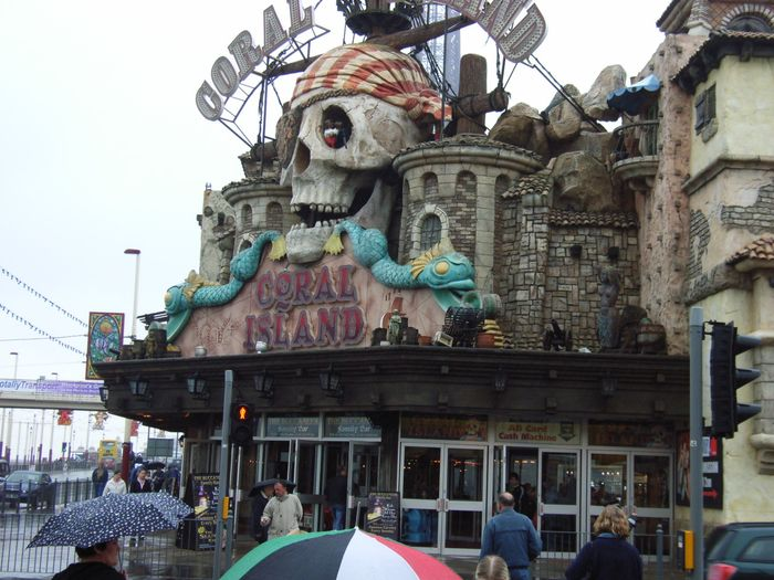 Blackpool 1st June 2005