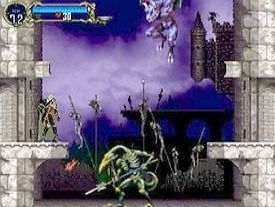Castlevania Symphony Of The Night-Playstation
