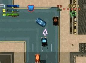 Grand Theft Auto 2-Playstation