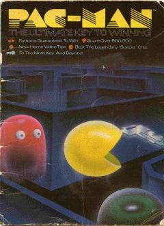 Pac-Man The Ultimate Key To Winning-book
